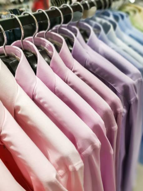 Hemd auf der Wäscheleine – Foto