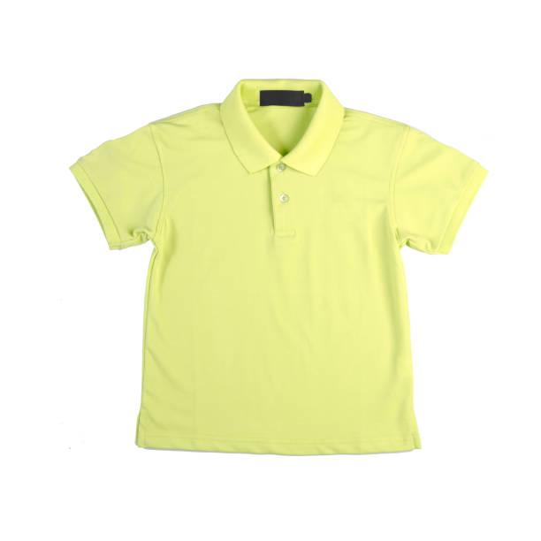셔츠 또는 고립 된 접힌 세련된 남성 셔츠 스톡 사진
