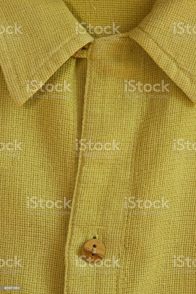 Shirt royalty-free stock photo
