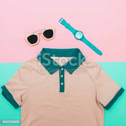 640200626istockphoto shirt with sunglasses and watches 640200500