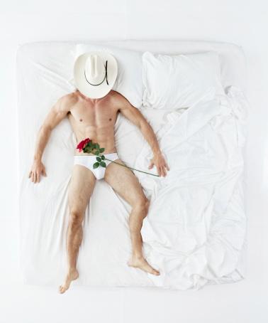 Hot Naked Men Sleeping Free Images