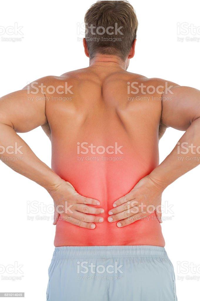 Ao avançar lombar dor