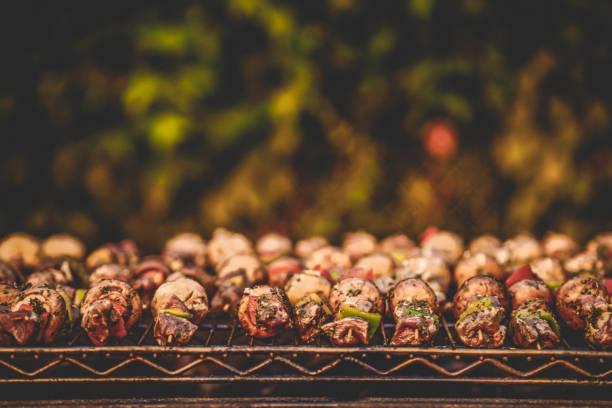 BBQ Shish Kabob – Foto