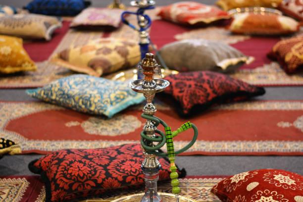 shisha for smoking aromatic tobacco