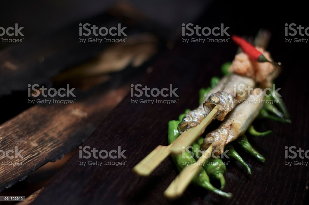 shishamo,caoelin royalty-free stock photo