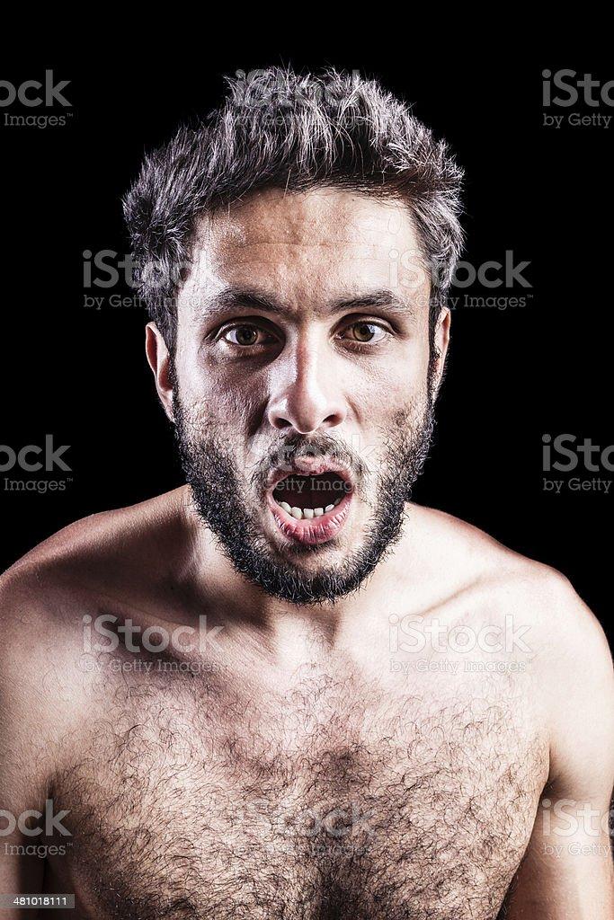 Shock stock photo