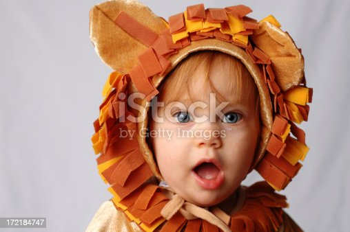 istock Shocked Little Lion 172184747