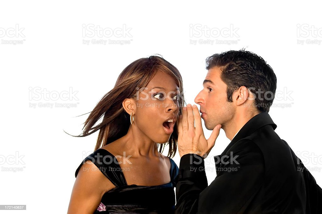 shocking news royalty-free stock photo