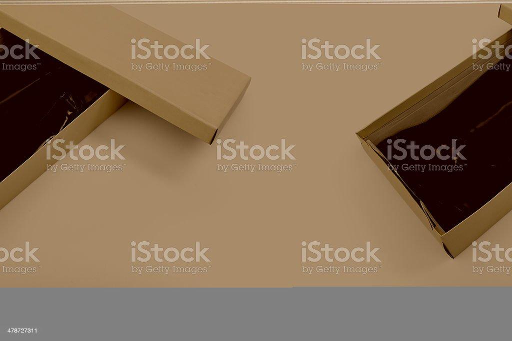 Shoe Box Series royalty-free stock photo