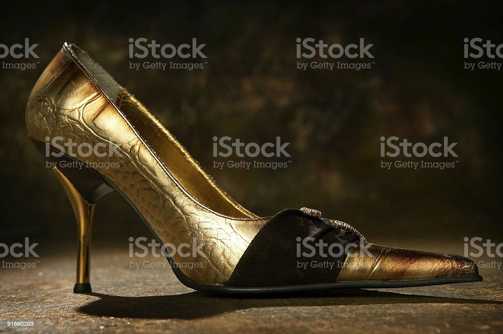 Shoe royalty-free stock photo