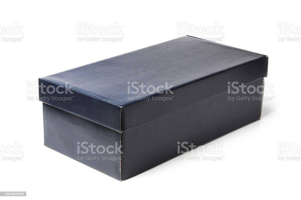 Shoebox stock photo