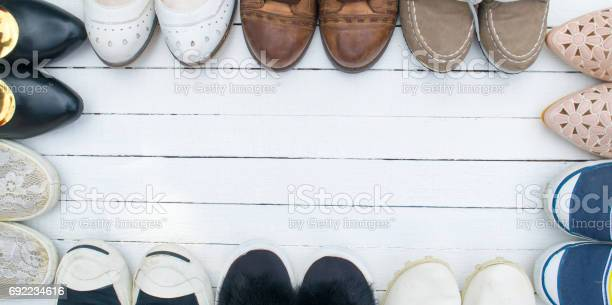 Shoes are placed on a white wooden floor picture id692234616?b=1&k=6&m=692234616&s=612x612&h=pnyhpexpxtva97l3tzpvpgls5ylbl0vsjpw dk2hlhc=