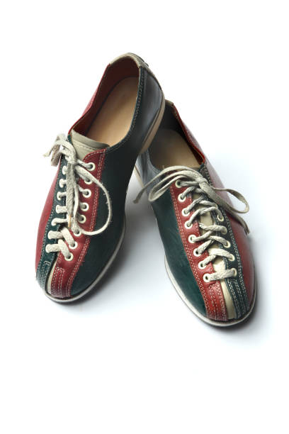 Shoes: Bowling Shoes stock photo