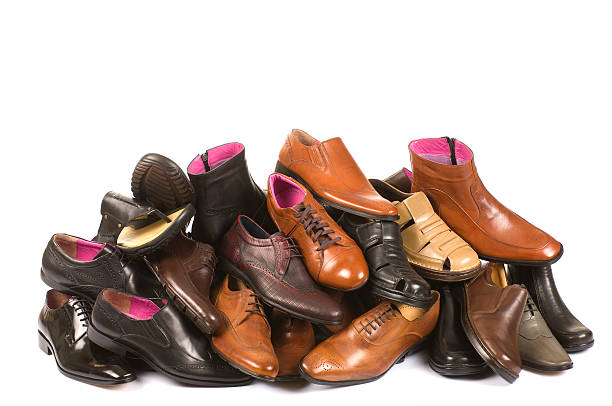Royalty Free Pile Of Shoes Pictures, Images and Stock ...