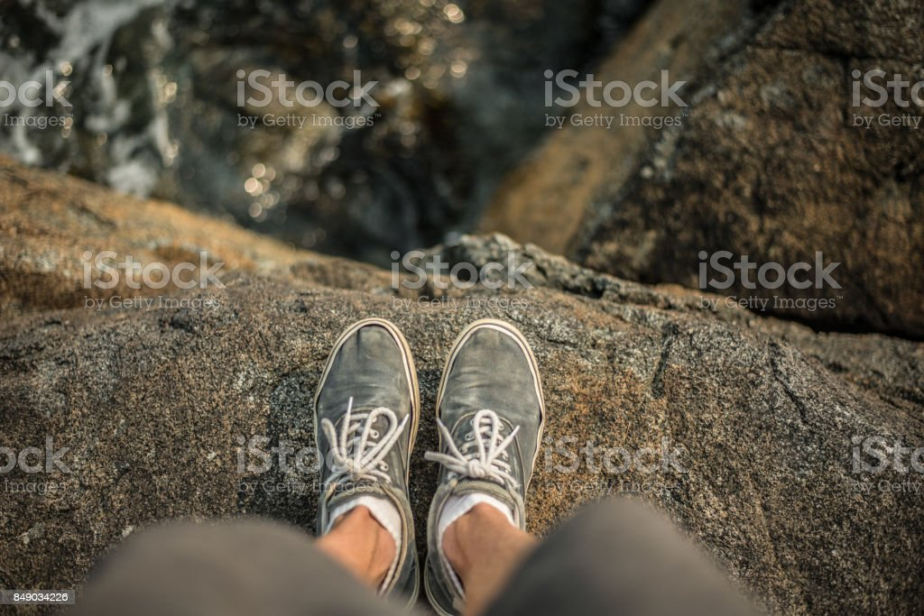 Image result for standing on the edge