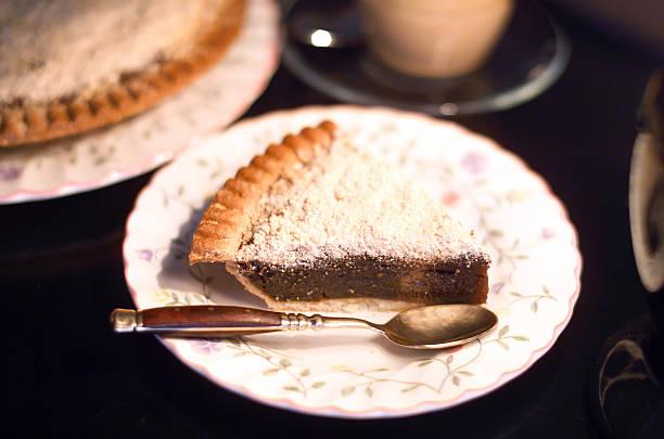 Shoofly Pie stock photo