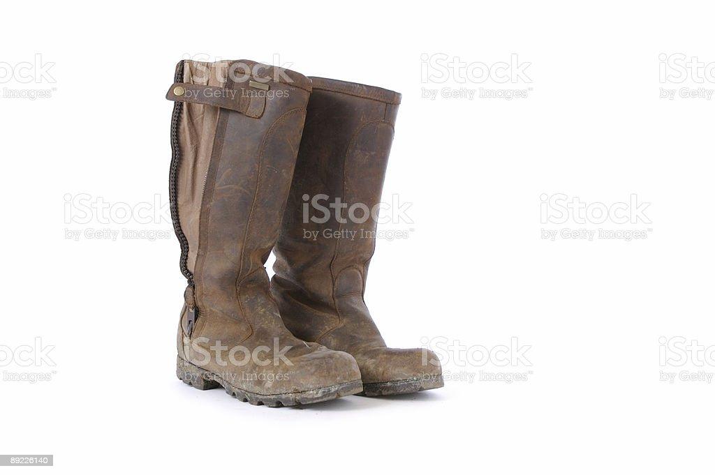 Shooting Boots V1... royalty-free stock photo