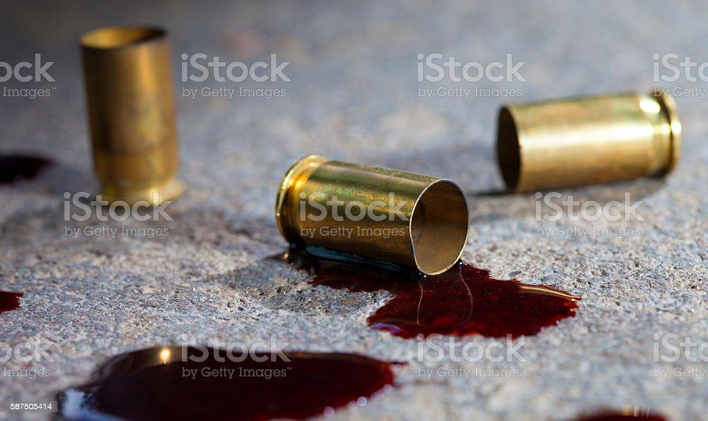 Shooting Szene – Foto