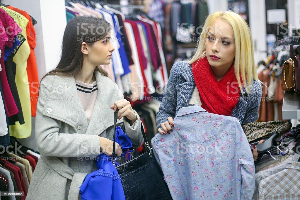 Shoplifting stock photo