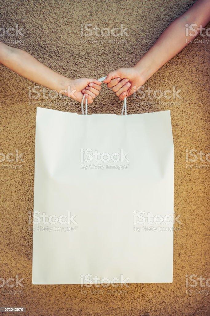 Shopping Bag 1 stock photo