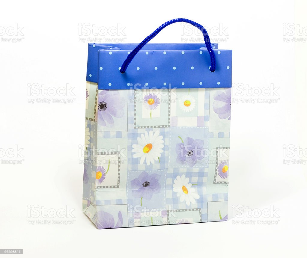 Shopping bag royaltyfri bildbanksbilder