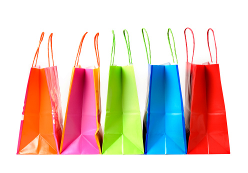 Shopping Bags Stock Photo - Download Image Now