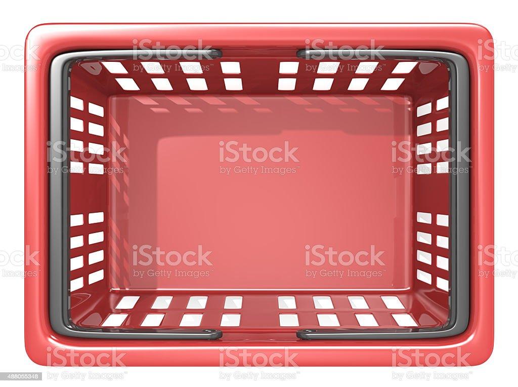 Shopping Basket. stock photo