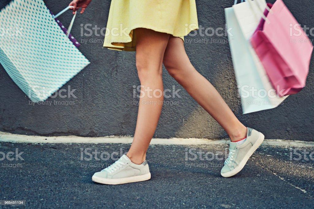 Shopping but no ways I'm dropping zbiór zdjęć royalty-free