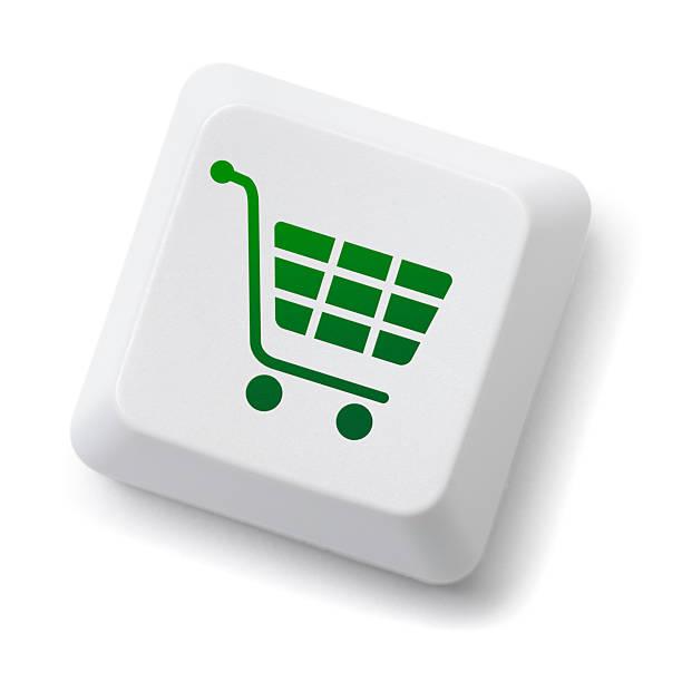 shopping einkaufswagen - godfriededelman stock-fotos und bilder