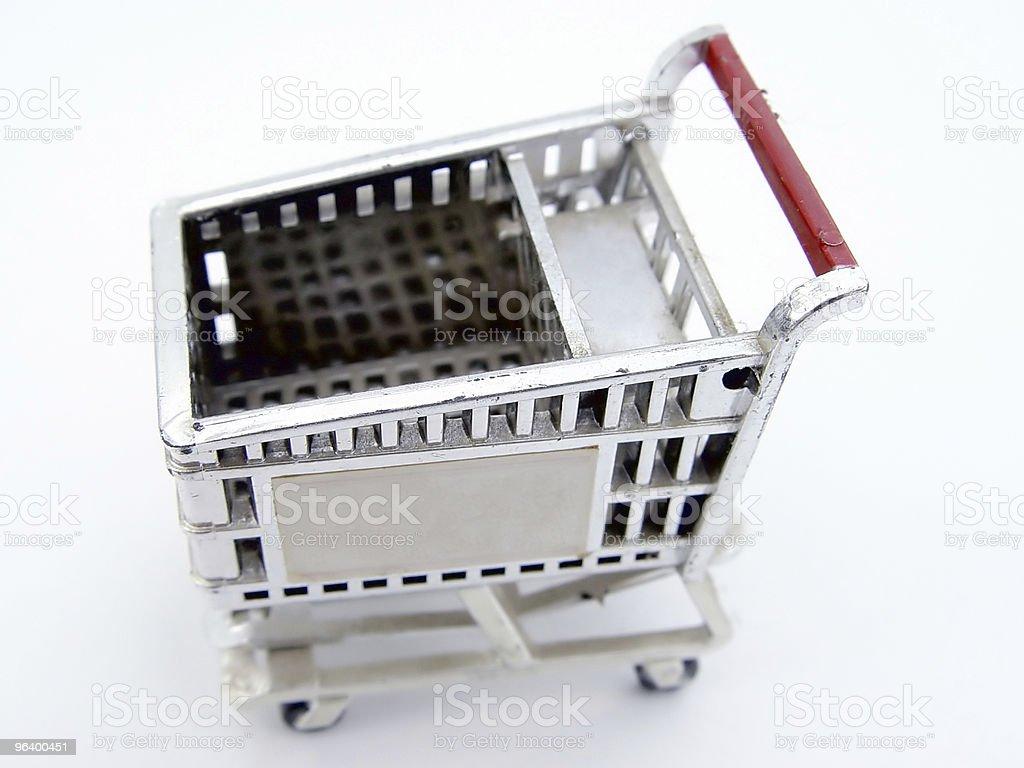 Shopping Cart - Royalty-free Abstract Stock Photo
