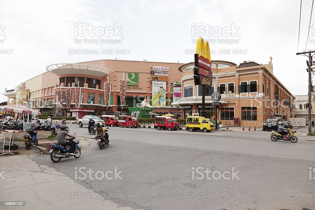 Shopping centre royalty-free stock photo
