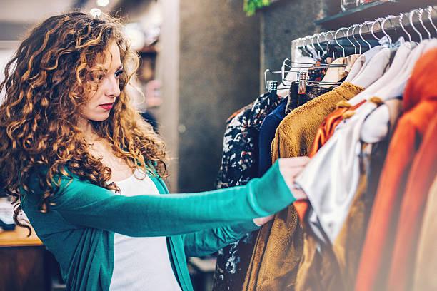 Boutiques de vêtements - Photo
