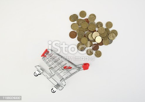 istock Shopping concept 1155026332