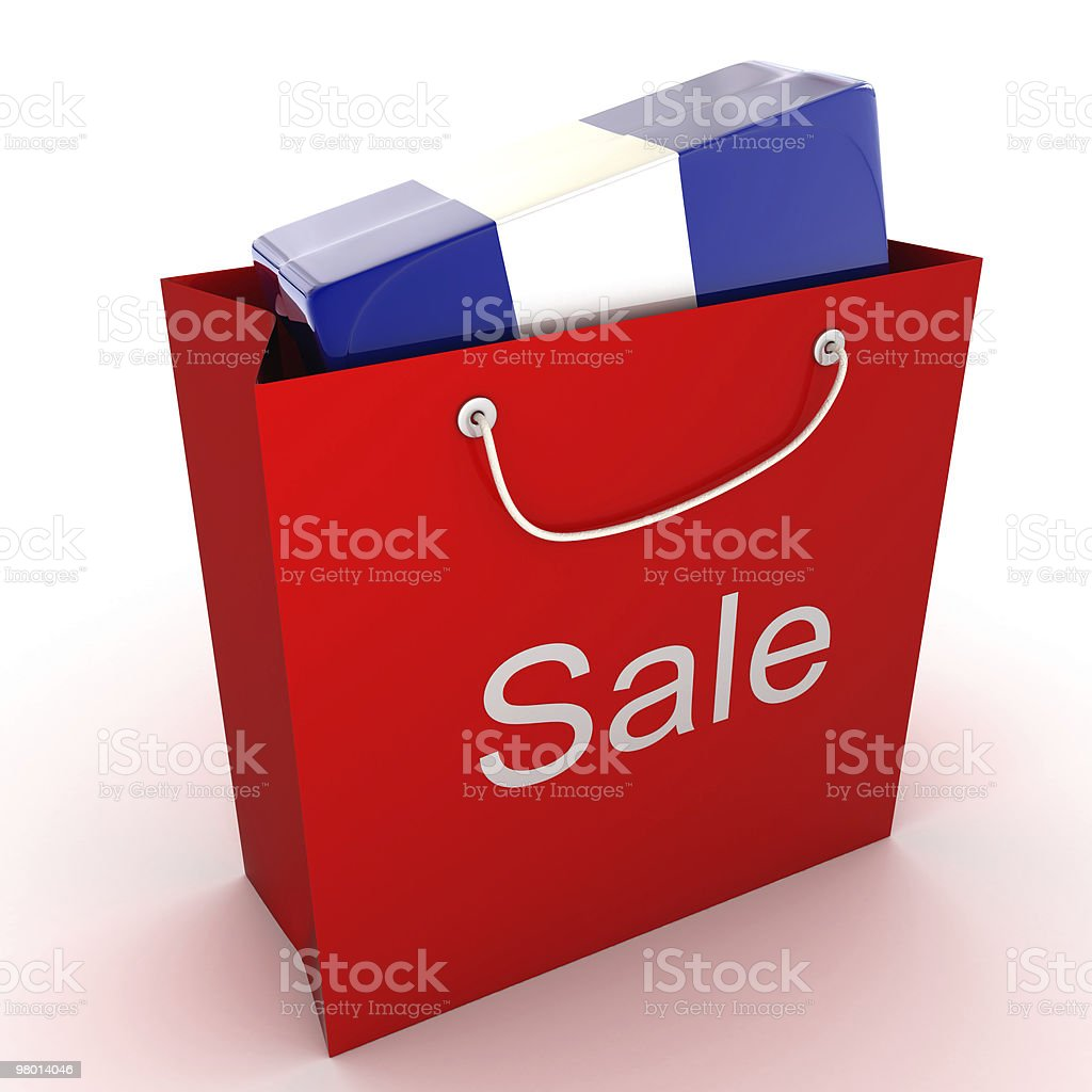 Shopping Concept royalty free stockfoto