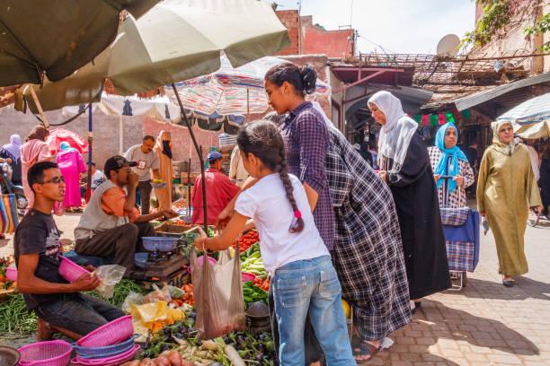 Einkaufen für Obst, Gemüse – Foto