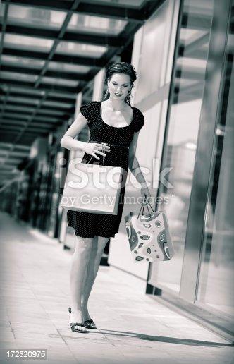 shot in BTC shopping mall