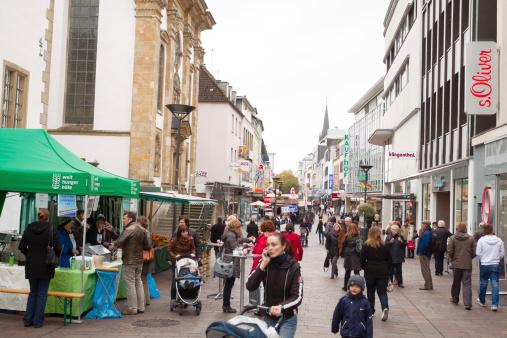 Paderborn Shopping