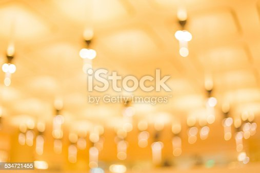 Shopping mall blurred backgrounds