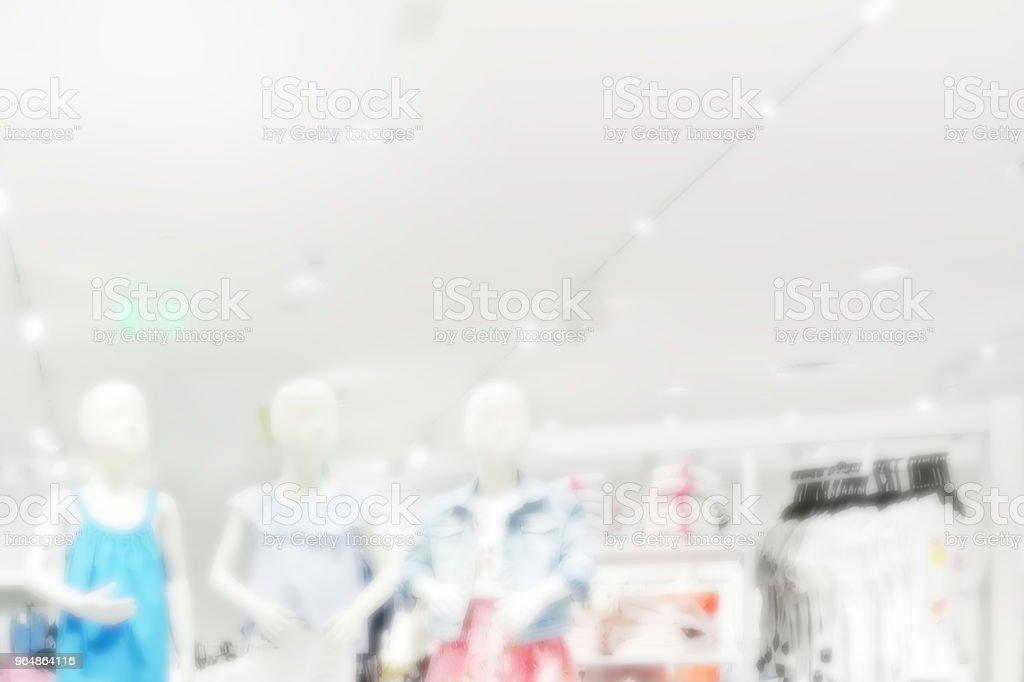 shopping mall interior royalty-free stock photo