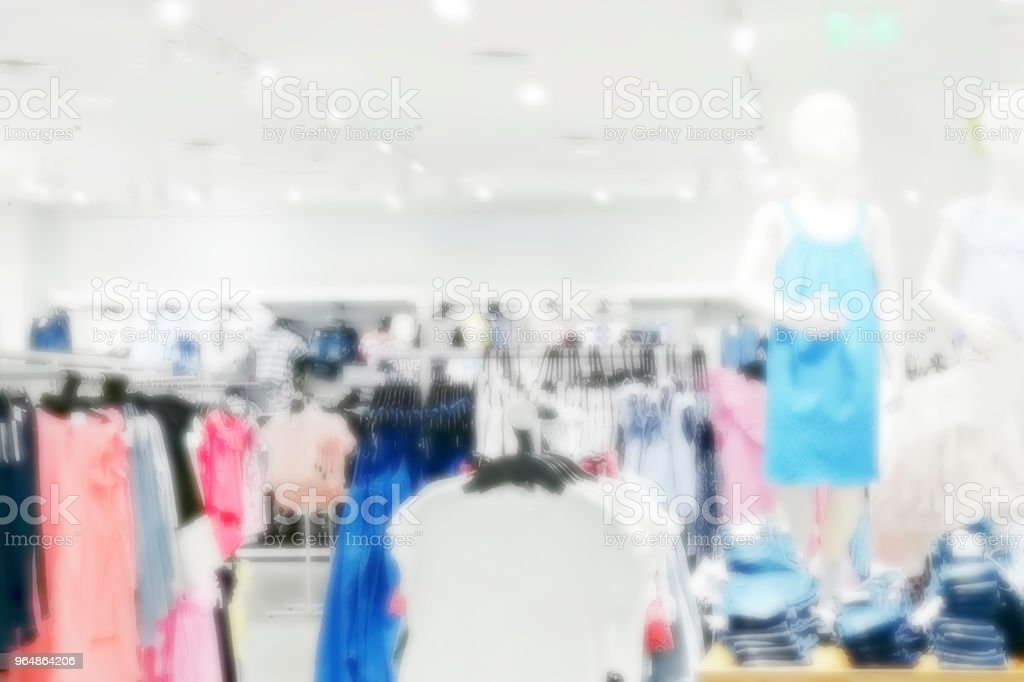 shopping mall interior royalty-free stock photo