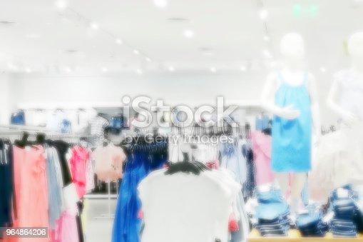 926078666 istock photo shopping mall interior 964864206