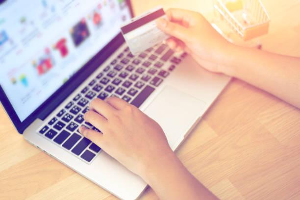 Online einkaufen – Foto