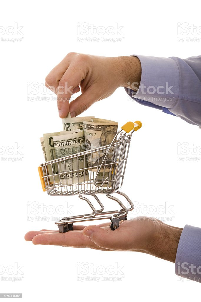 Shopping opportunities royalty-free stock photo