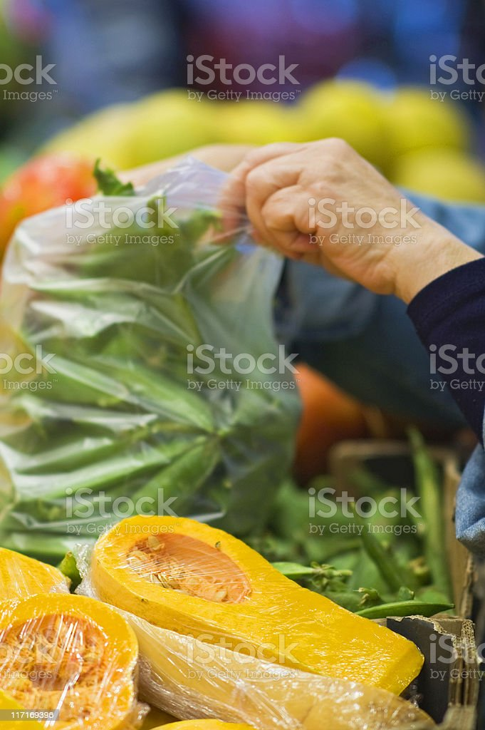 Shopping. royalty-free stock photo