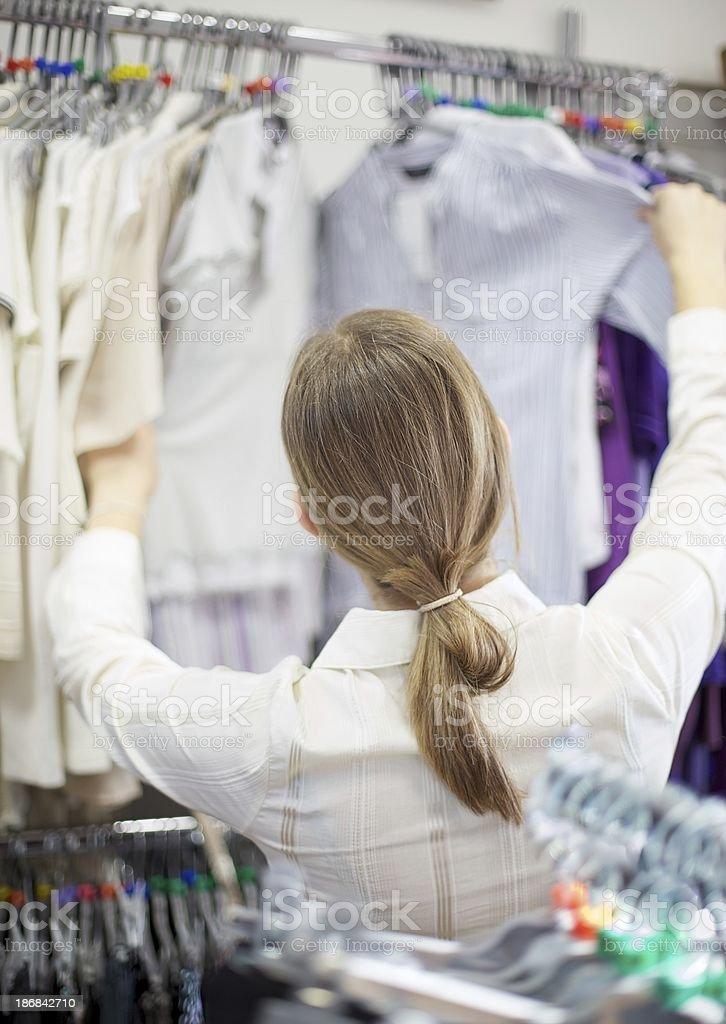 Shopping... stock photo