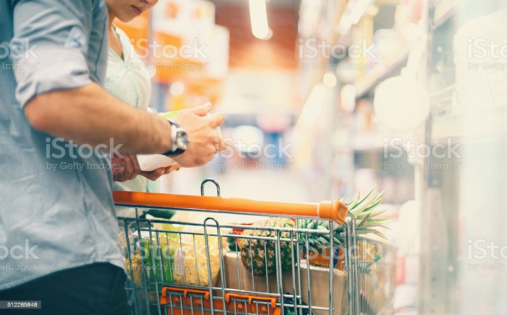 Shopping. stock photo