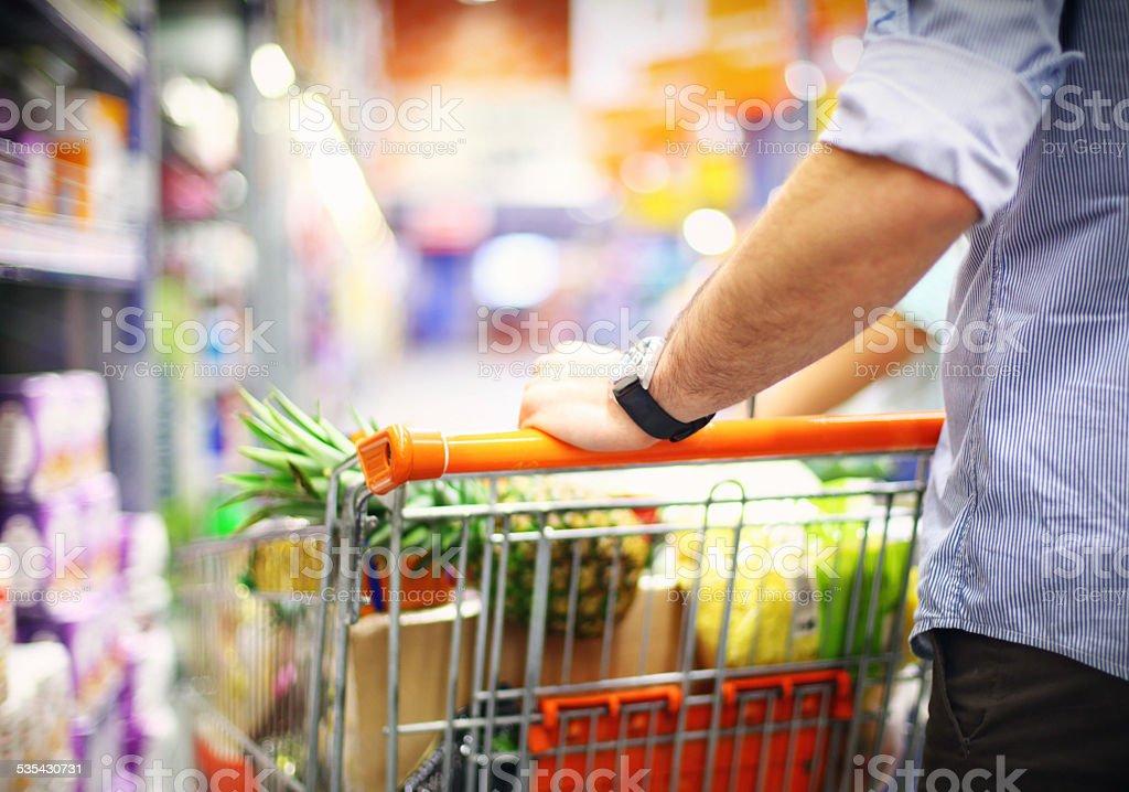 Shopping. stock photo
