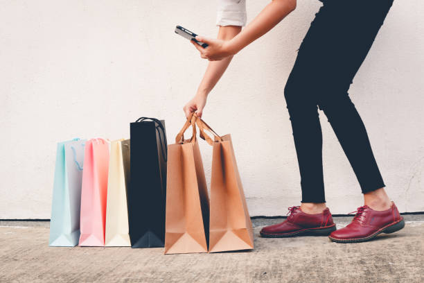 alışveriş stok fotoğrafı