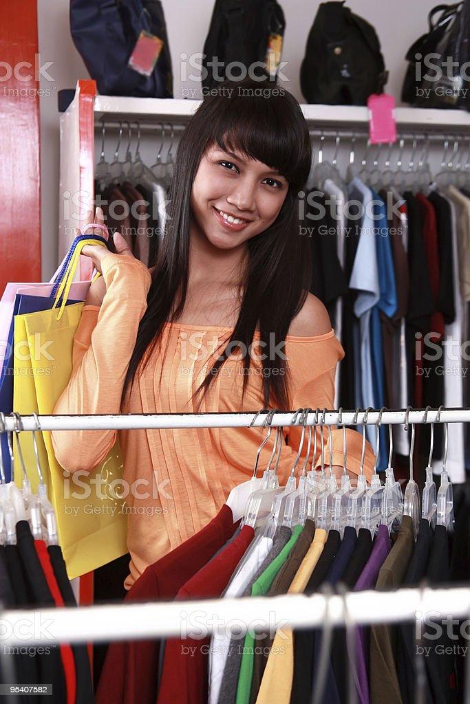 shopping Lizenzfreies stock-foto
