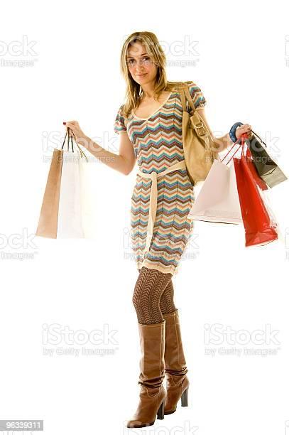 Zakupy - zdjęcia stockowe i więcej obrazów But z cholewką